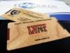Plastikāta vizītkartes
