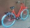 Klasisks velosipēds, 1 ātrums